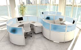 circular office desks. Circular Office Desks Modern On Other In Desk Inspiring Workstations  Interesting 4 Circular Office Desks A