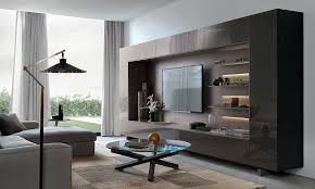 view in gallery lovely underlit shelves add elegance to the gorgeous wall unit system view in gallery living room