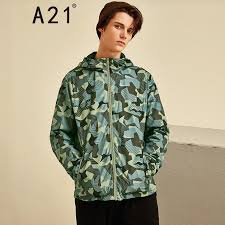 printed trench coat short hooded printed trench coat male army green m burberry sandringham heart print