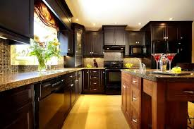 bathroom kitchen wall colors with dark cabinets endearing take a kitchen wall colors with dark cabinets