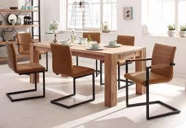 Massiver Esstisch Rund Tisch Ausziehbar Ausziehen Gewinnen Holz