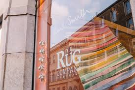 paul smith for the rug company