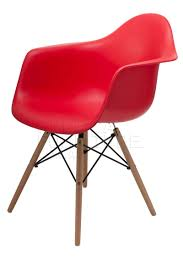 dcw plywood dining chair replica cowhide