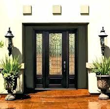 black front door with glass black front doors with glass black glass entry doors black wood
