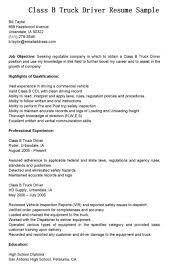 Tow Truck Driver Job Description Resume And Truck Driver Resume