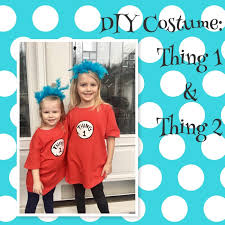 diy thing 1 thing 2 costumes