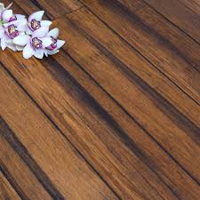 woven bamboo flooring. Beautiful Woven Solid Rustic Carbonised Strand Woven 135mm Uniclic BONA Coated Bamboo  Flooring 15m FSC1 For