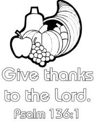 Small Picture Thanksgiving Coloring Pages Scripture Give Thanks Pinterest
