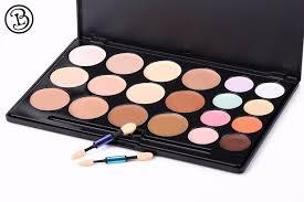 best concealer for oily skin 20 colors name brand makeup no logo concealer