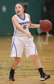 young players gaining valuable experience phs girls hoops making a point princeton high girls basketball player anna intartaglia calls out instructions in a game this winter sophomore point guard intartaglia s
