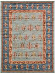11x12 area rug tribal style area rugs carpet light blue 8 x nomad rug 11x12 area rug