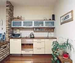 Small Picture Brilliant Apartment Kitchens Designs Home Via Coco Lapine Design E