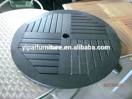 round table top replacement outdoor round table top outdoor table tops round round plastic wood outdoor round table top replacement