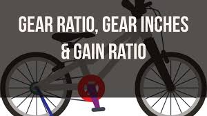 Bmx Gear Chart With Crank Length Bicycle Gear Ratio Gear Inches And Gain Ratio What They