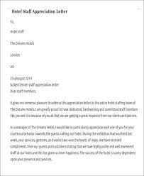 51 Appreciation Letter Samples Pdf Word Pages Google Docs