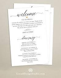 Destination Wedding Welcome Party Invitations Invitation