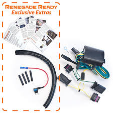 jeep renegade enhanced trailer wiring kit quick view