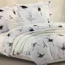 5pc nicole miller paris twin comforter
