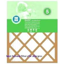 Best Allergy Furnace Air Filter Home For Allergies Filters
