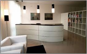 modern wave ikea reception desk using white color for modern lobby intended for popular household ikea reception desk ideas