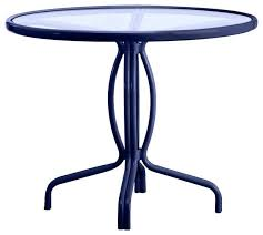glass outdoor dining table round bistro dining table glass top no umbrella black glass outdoor dining table