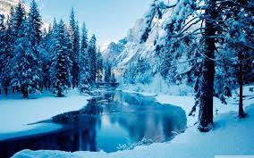 Snowy Landscape Wallpapers - Top Free ...
