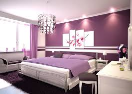 Purple Bedrooms For Girls Bedroom Girls Bedroom Bedroom Cool Using Rectangular Silver Iron
