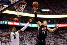 NBA Playoffs 2017: Utah Jazz vs Los ...