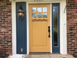 residential door and wall painting