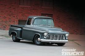 1955 Chevy 3100 Second-Series - Long Time Comin' - Classic Trucks ...