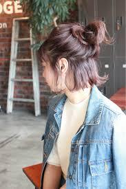 ボブ向け浴衣に合わせる髪型はハーフアップアレンジhair