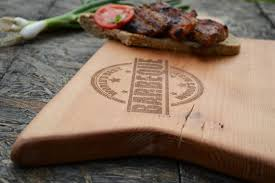 Unique Kitchen Gift Unique Gift Engraved Barbeque Cutting Board Wooden Cutting Board