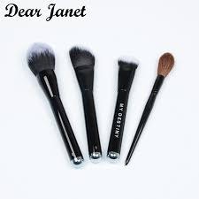 4pcs set my destiny powder brush make up blusher contour brushes makeup brush high quality