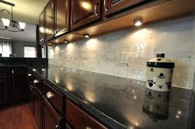 backsplash and countertops shiny white kitchen backsplash dark countertops
