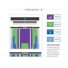 18 Interpretive Lyric Opera Seating Chart