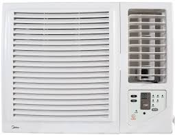 air conditioning box. midea mwf05cb4 1.6kw window box air conditioner conditioning