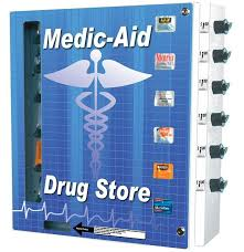 Medical Supply Vending Machine