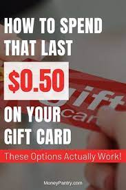 As an added bonus, there is no minimum or maximum amount required on your visa gift card to reload your amazon gift card balance. 7 Ways To Spend The Remaining Small Balance On A Gift Card Prepaid Visa Amazon Moneypantry