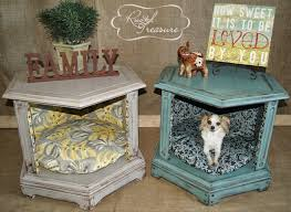 Dog Crate Coffee Table Diy End Table Dog Crate Woodworking Basic