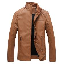 mens designer pu leather jackets mens faux fur coats thick warm high quality jackets slim casual streetwear vintage mens coat size l 6xl uk 2019 from