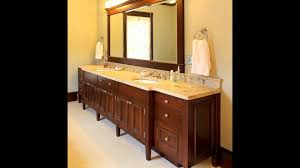 double sink bathroom vanities. Delighful Sink YouTube Premium Intended Double Sink Bathroom Vanities I