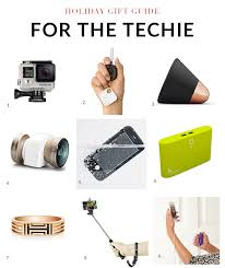 ... Xmas Yr Source  Holiday Gift Guide 2014 Gifts for the Techie Nicole  Gibbons Style