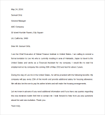 Formal Business Invitation Wording Business Invitation Letter Sample Brittney Taylor