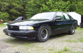 Kick Yourself Later: 1996 Chevy Impala SS