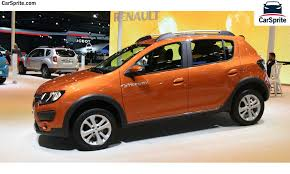 renault stepway 2018. plain 2018 renault sandero stepway 2018 prices and specifications in egypt  car sprite inside renault stepway