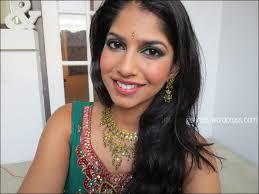 makeup thumbnailgreenmakeup 3568 3572 3581 3584 3594 3599 indian wedding guest