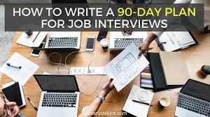 Free Proven 30 60 90 Day Plan Template For Job Interviews