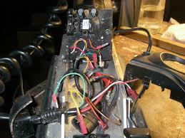 converting non v2 powerdrive to use i pilot walleye message central minn kota power drive foot pedal control board at Minn Kota V2 Foot Pedal Wiring Diagram
