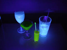 In 3 Steps Pictures The Drinks Glow with Inspired Dark Tron