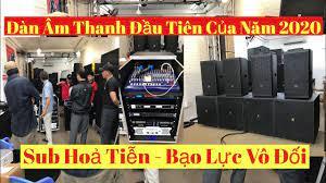 Lên Dàn Âm Thanh 70 Triệu - Dàn nhạc Sống Sân Khấu Về Đồng Tháp ( bán trả  góp ) LH 0799060399 - YouTube